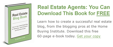Real Estate Blog Book