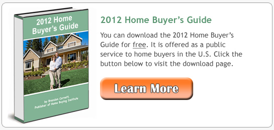 2012 Home Buyer's Guide