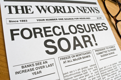 Rising Foreclosures