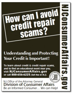 New Jersey credit ad