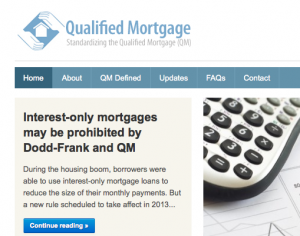 QualifiedMortgage.org