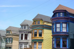 Homes in Haight-Ashbury
