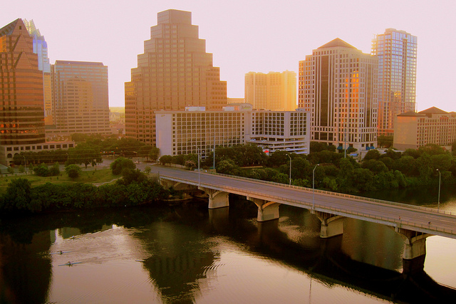 Lady Bird Lake, Austin, TX
