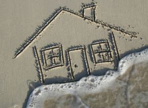 House in Sand