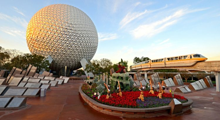 Geosphere at Epcot