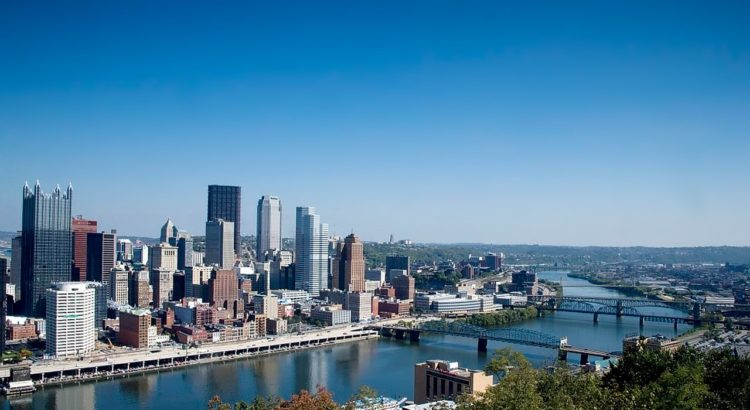 Photo of Pittsburgh Skyline