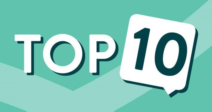 Top 10 graphic