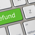 Refund button on keyboard